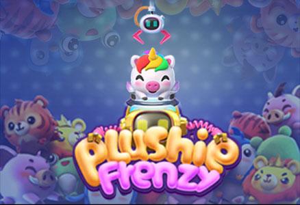 PG SLOT ตุ๊กตา Plushie Frenzy สมัครรับโบนัสฟรี 50% - PG SLOT