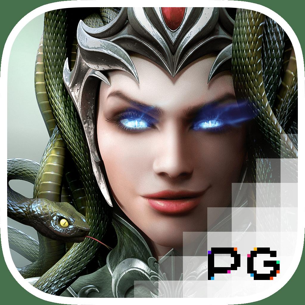 รีวิวเกมสล็อตPG Medusa 2