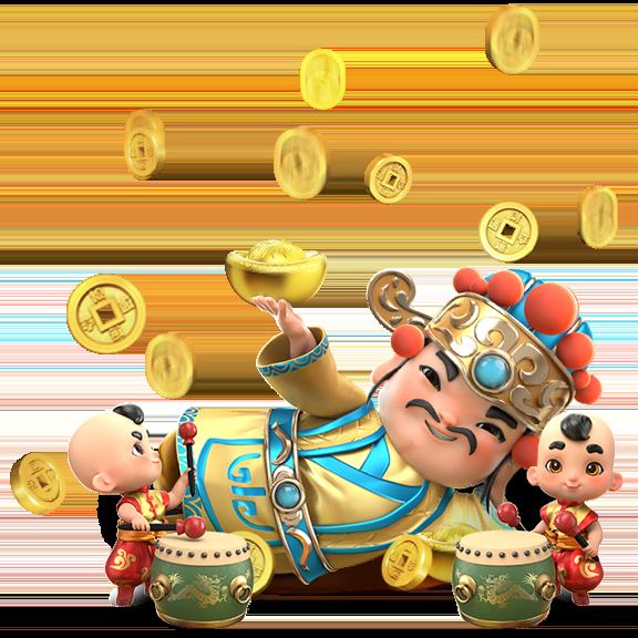 Fortune Gods PG SLOT