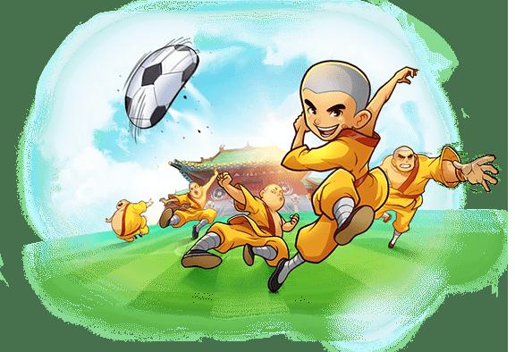PG SLOT  Shaolin Soccer
