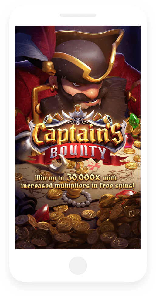 Captains Bounty PG SLOT