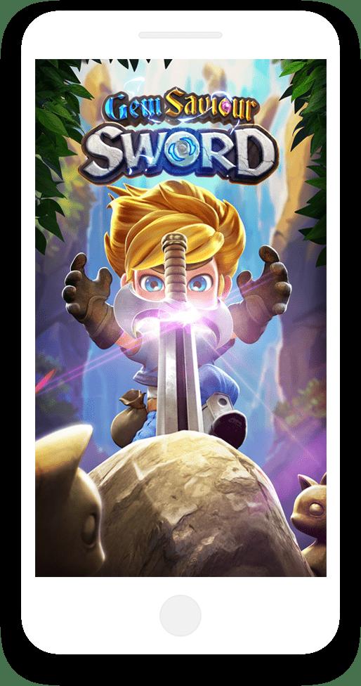 PG SLOT  Saviour Sword
