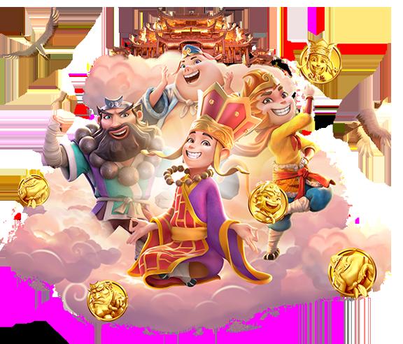 PG SLOT Journey ToThe Wealth