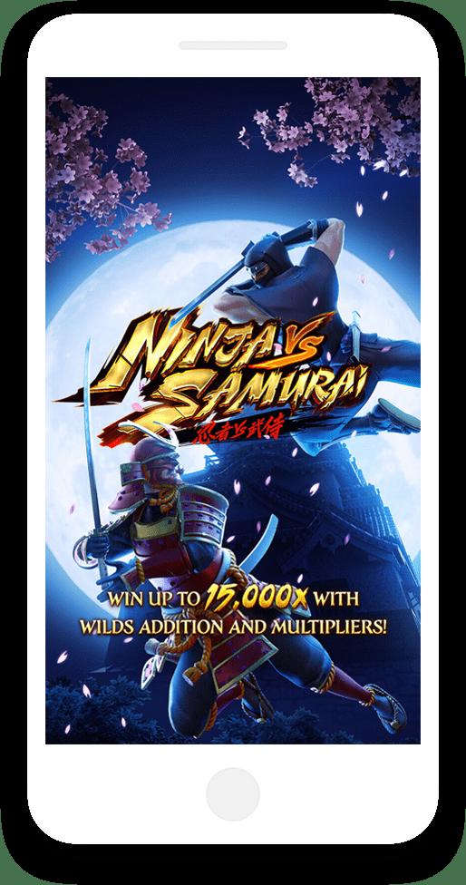 PG SLOT Ninja vs Samurai