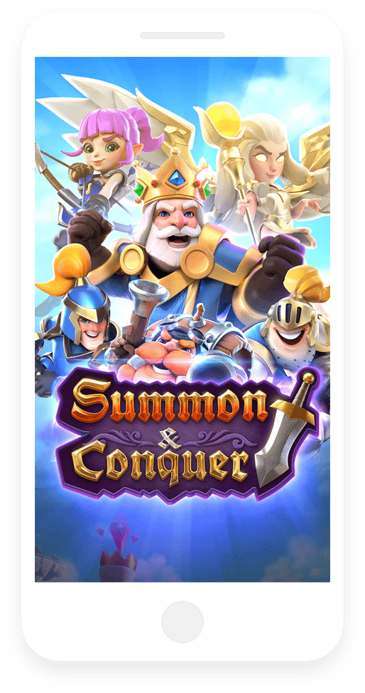 Summon Conquer PG SLOT
