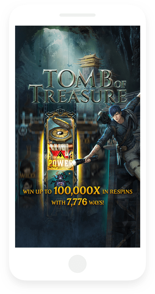 PG SLOT Tomb of Treasure