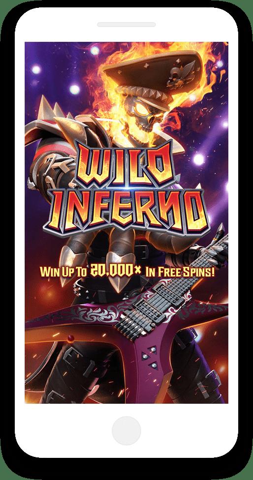 Wild Inferno PG SLOT