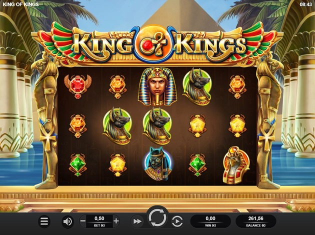 Review Slot king of kings
