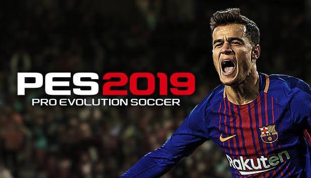 football games แนะนำเกม Pro Evolution Soccer 2019