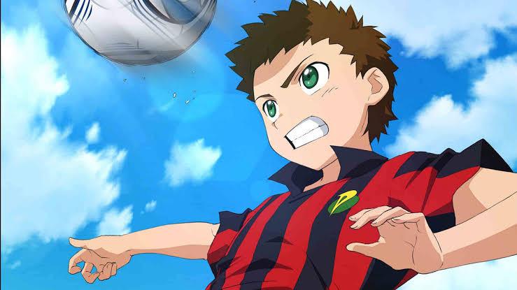 อนิเมะ กีฬา Ginga e Kickoff !!