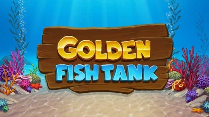 สล็อตปลา กับเกมส์ Golden Fish Tank