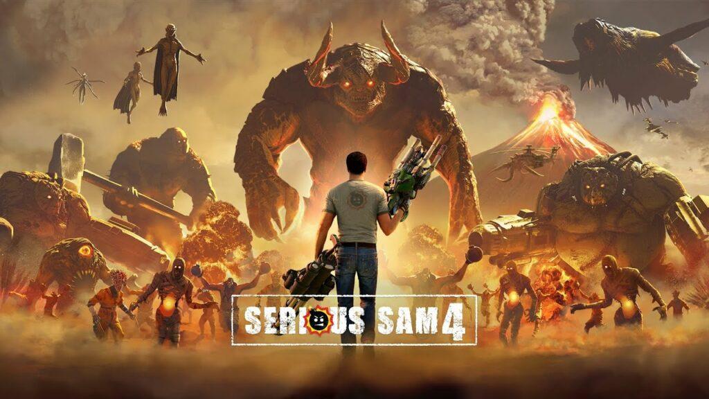 เกมยิงออนไลน์ รีวิวเกมส์ยิงสนุกๆ Serious Sam 4