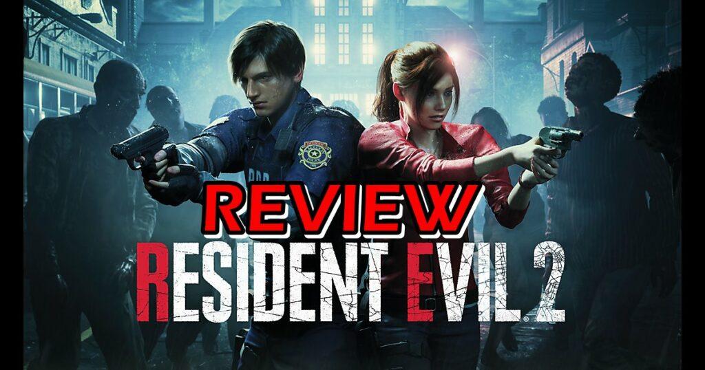 เกม ผี รีวิวเกมระทึกขวัญ กับเกมส์ RESIDENT EVIL 2